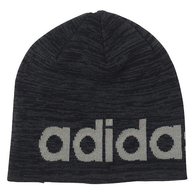 Czapka zimowa męska dwustronna Adidas Rev Beanie S89911