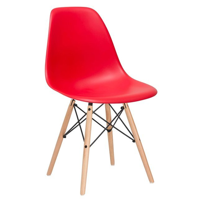 Krzes o dsw milano design czerwone dom i ogr d meble for Service design milano