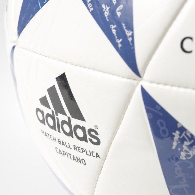 Piłka nożna Adidas Finale 16 REAL MADRYT AP0390 r. 5   Sport